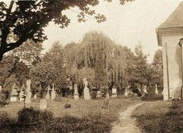 Starý hřbitov